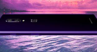 OnePlus 7 con fotocamera anteriore pop-up e triplo sensore posteriore