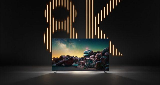 La mostruosa linea di TV Samsung a 8K fa upscaling grazie all'intelligenza artificiale.