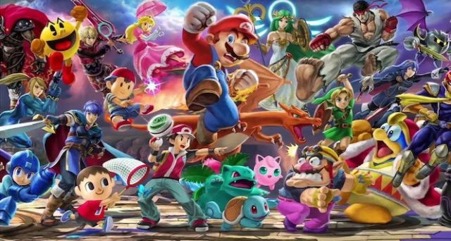 Super Smash Bros. Ultimate, roster quasi svelato grazie al nuovo trailer