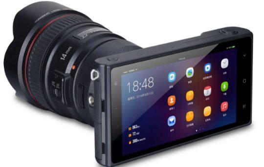Ora sono le fotocamere a diventare smartphone, ecco la novità lanciata dalla cinese Yongnuo.