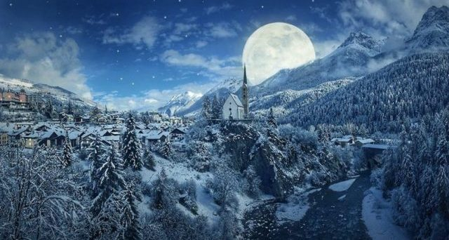 Il solstizio d'inverno è arrivato, oggi è la giornata più corta dell'anno, ecco perché.