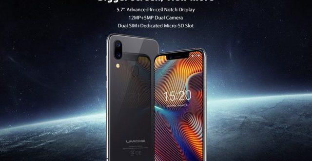 A caccia di smartphone economici, ecco Umidigi One Global Version a 119 euro.