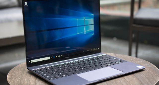 Huawei MateBook 13, il notebook che fa concorrenza al MacBook Air