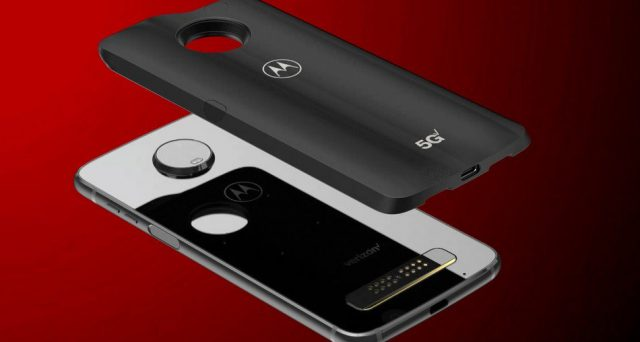 Rumors Motorola Z4 Play, il nuovo smartphone presenterà un display con notch a goccia.