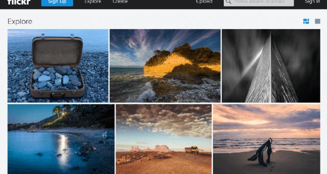 Il portale di condivisione foto Flickrcancella gli account gratis, ecco le info per salvare le vostre foto prima che facciano una brutta fine.