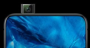 Galaxy A90 stupisce tutti con la sua perfezione estetica, fotocamera pop up