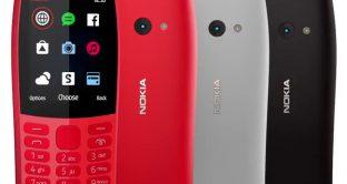 Nokia 210, ecco il nuovo featured phone che dura fino a 20 giorni