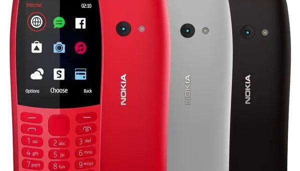 Un nuovo telefonino che i minimalisti non possono lasciarsi sfuggire, ecco Nokia 210.