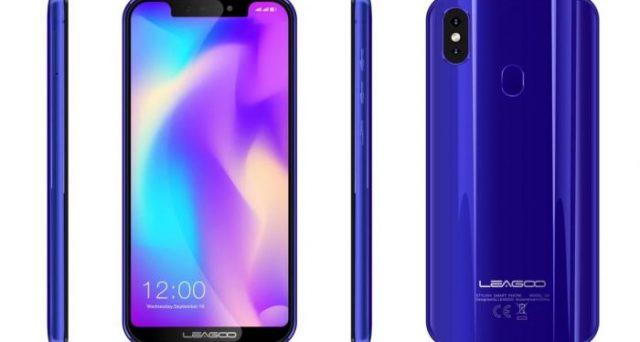 Cellulari Moderni Economici.Smartphone Economici Display 5 8 Con Notch Dual Cam E Face
