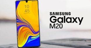 Ecco Galaxy M20, lo smartphone Samsung arriva in Italia ad un prezzo super conveniente.