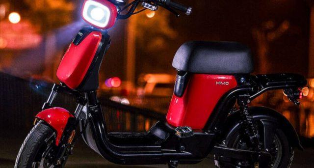 Xiaomi lancia la bici elettrica con batteria imbattibile e sembra uno scooter