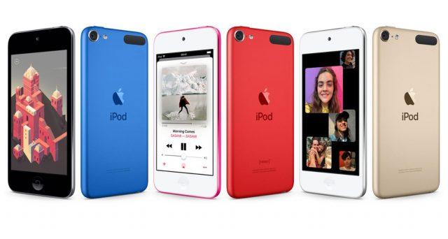 Apple rispolvera gli iPod, arriva iPodTouch, caratteristiche e prezzo.