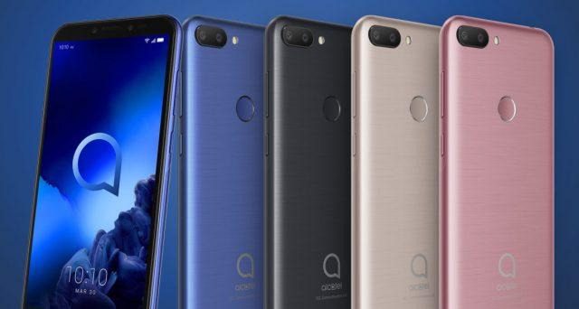 Tre nuovi smartphone targati Alcatel, ecco i telefonini economici in arrivo.