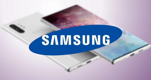 Nuovi rumors sul Galaxy Note 10, il phablet di Samsung presentato ad agosto.