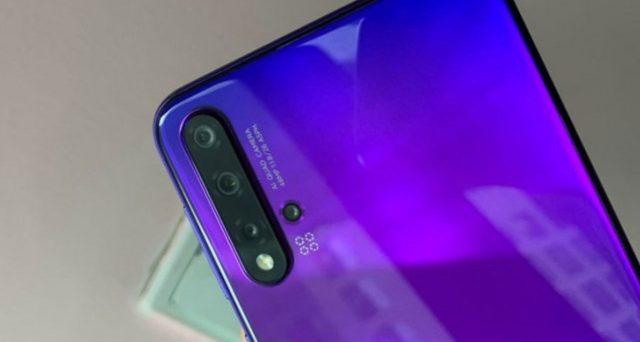 Nuovo smartphone in arrivo da Huawei, ecco Nova 5, anche in versione Pro.