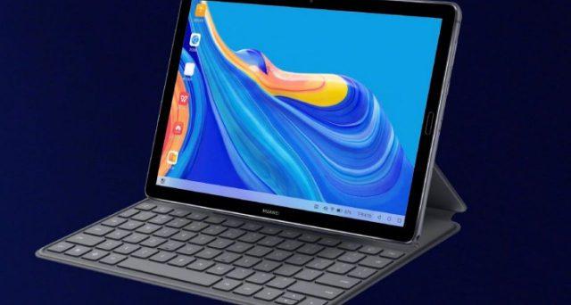Un nuovo tablet targato Huawei, ecco MediaPad M6 in doppia versione.