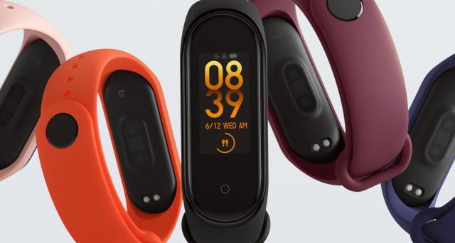 Mi Smart Band 4, il nuovo indossabile di Xiaomi arriva in Italia a 34 euro