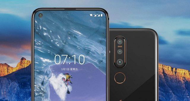 Un nuovo smartphone targato Nokia è in arrivo, stiamo parlando del 5.3, device di fascia media.