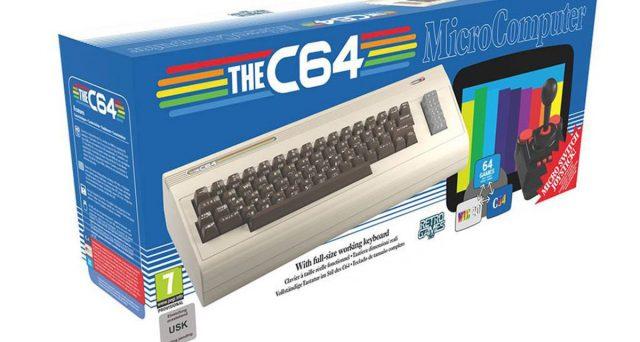 The C64, torna il Commodore 64, uscita e prezzo della console vintage