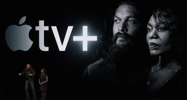 Apple TV+ punta tutto su See, la serie tv da 15 milioni a episodio