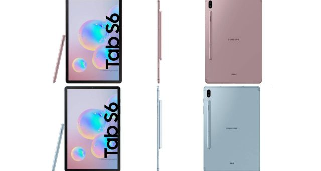 Galaxy Tab S6, nuove indiscrezioni sulle caratteristiche del tablet Samsung