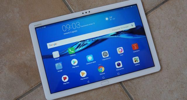 Huawei MediaPad M5 Lite, tablet economico in offerta
