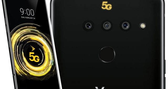 LG V50 ThinQ, oltre al 5G c'è molto di più, smartphone con 5 fotocamere