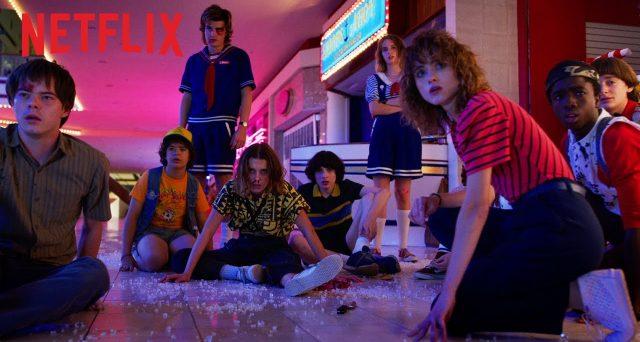 Strange Things 3 da record, la serie entra nella storia di Netflix