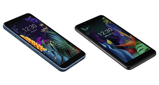 Due nuovi smartphone LG arrivano in Italia, i due entry level K20 e K30.