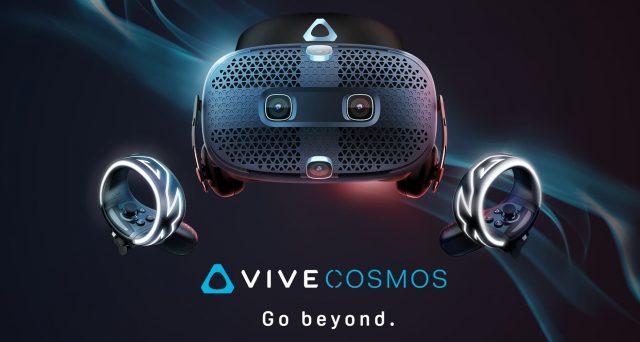 HTC Vive Cosmos, nuovo visore VR in arrivo il 3 ottobre a 700 dollari