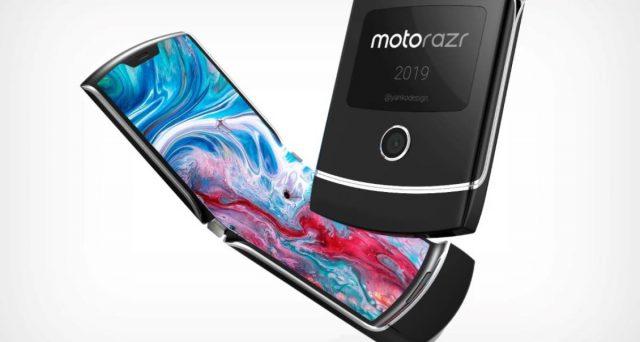Razr 2019, smartphone pieghevole di Motorola, scheda tecnica, uscita e prezzo