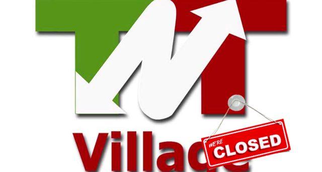 TNT Village chiude, è la fine dello scambio etico e di un'era
