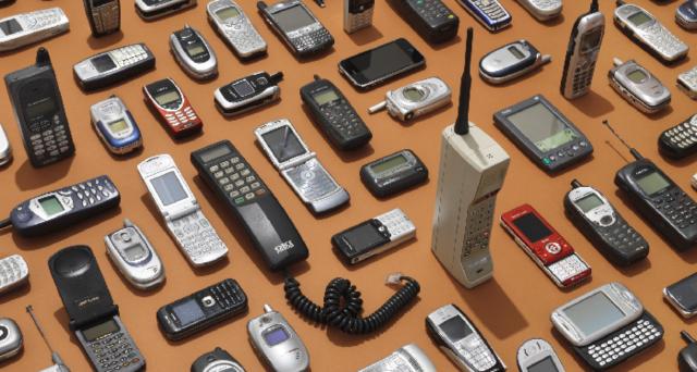 Avete uno di questi vecchi cellulari? Allora potreste guadagnare un po' di soldini.