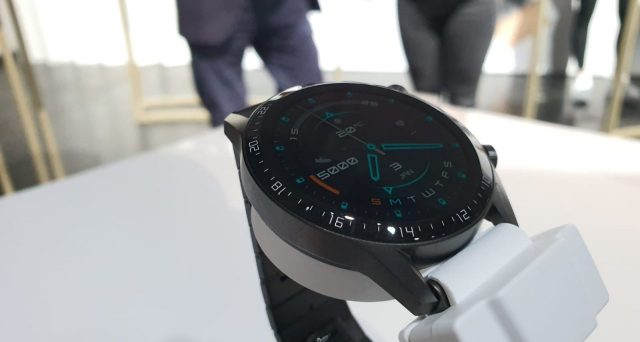 Huawei Watch GT 2, oggi debutta in Italia lo smartwatch cinese
