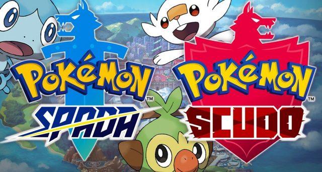 Pokèmon Spada e Scudo anche senza abbonamento a Nintendo Switch online