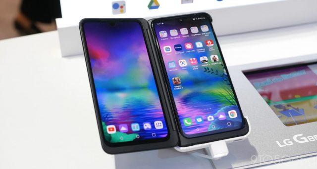 Anche in Italia arriva LG G8X ThinQ, lo smartphone dual screen.