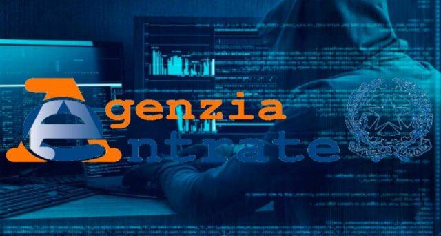 Truffa Agenzia delle Entrate, la finta mail che ruba i dati