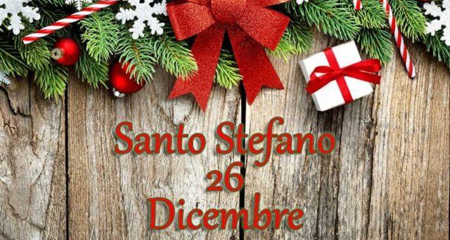 Le frasi d'augurio per Santo Stefano su WhatsApp.