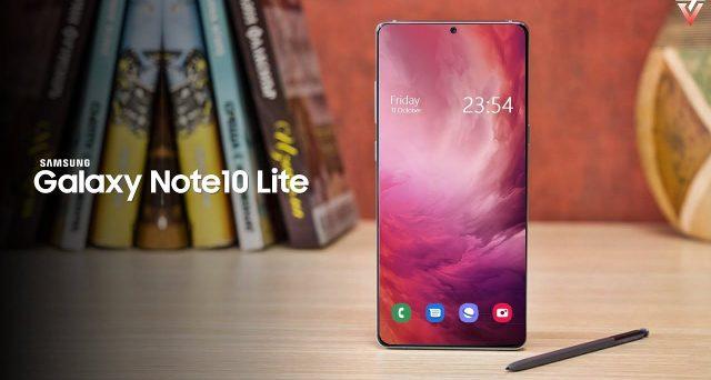 Si avvicina il momento della presentazione per il nuovo Galaxy Note 10 Lite, ecco gli ultimi rumors.