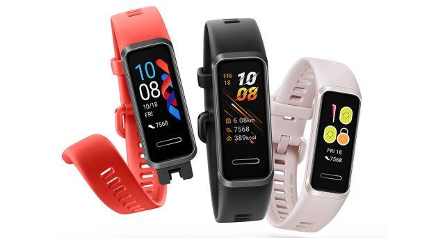 Huawei Brand 4 Pro, fitness tracker a soli 51 euro, caratteristiche