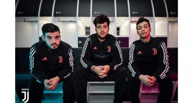 La Juventus si iscrive al torneo di PES 2020 con un trittico di giocatori professionisti.