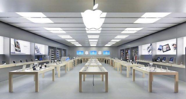 In primavera aprirà un imponente flagship di Apple proprio nel centro della capitale.