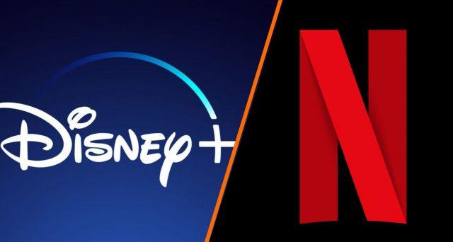 La lista di titoli presenti su Disney+ e Netflix.