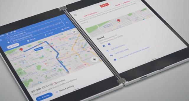 Arriva la versione preliminare del Surface Duo SDK per Android, e la variante Neo per Windows 10X.