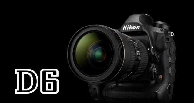Nikon D6, reflex senza precedenti e due nuovi obiettivi presentati