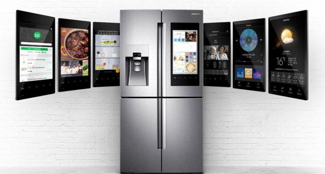 Samsung Family Hub, il frigorifero intelligente che evita gli sprechi alimentari