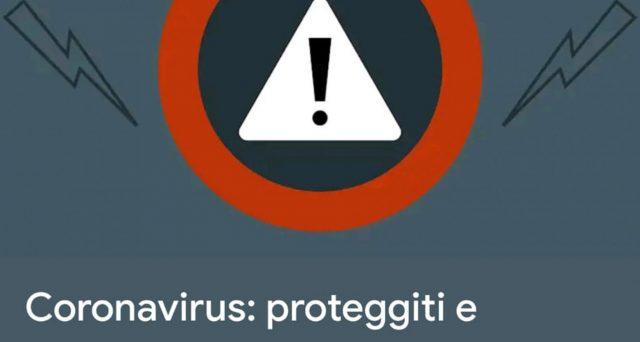 Nuovo bollettino sul Coronavirus in Italia, approfondimento tech con la mappa interattiva.