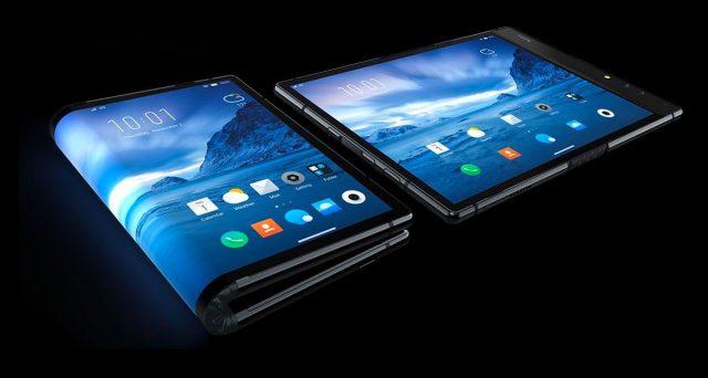 Nuovo smartphone pieghevole, stavolta il device arriva dalla statunitense Royole.