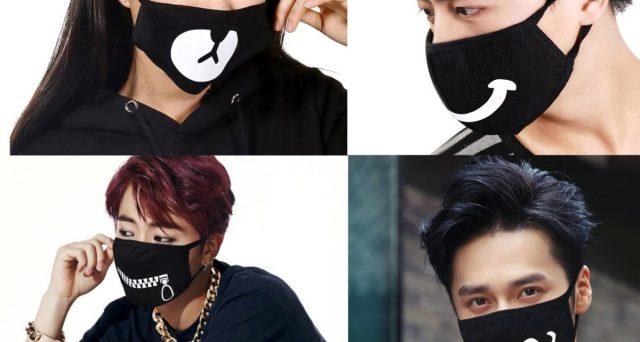 Eccole le mascherine fashion e super alla moda in vendita su Amazon.