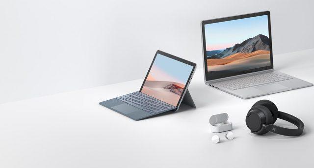 La famiglia Surface si allarga, ecco nuovi dispositivi ufficiali annunciati da Microsoft.